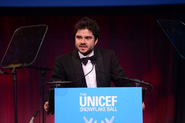 Luca Dotti presents at the UNICEF SnowFlake Ball presented by Baccarat at Cipriani 42nd Street on November 27, 2012, in New York City. | Source: Getty Images.