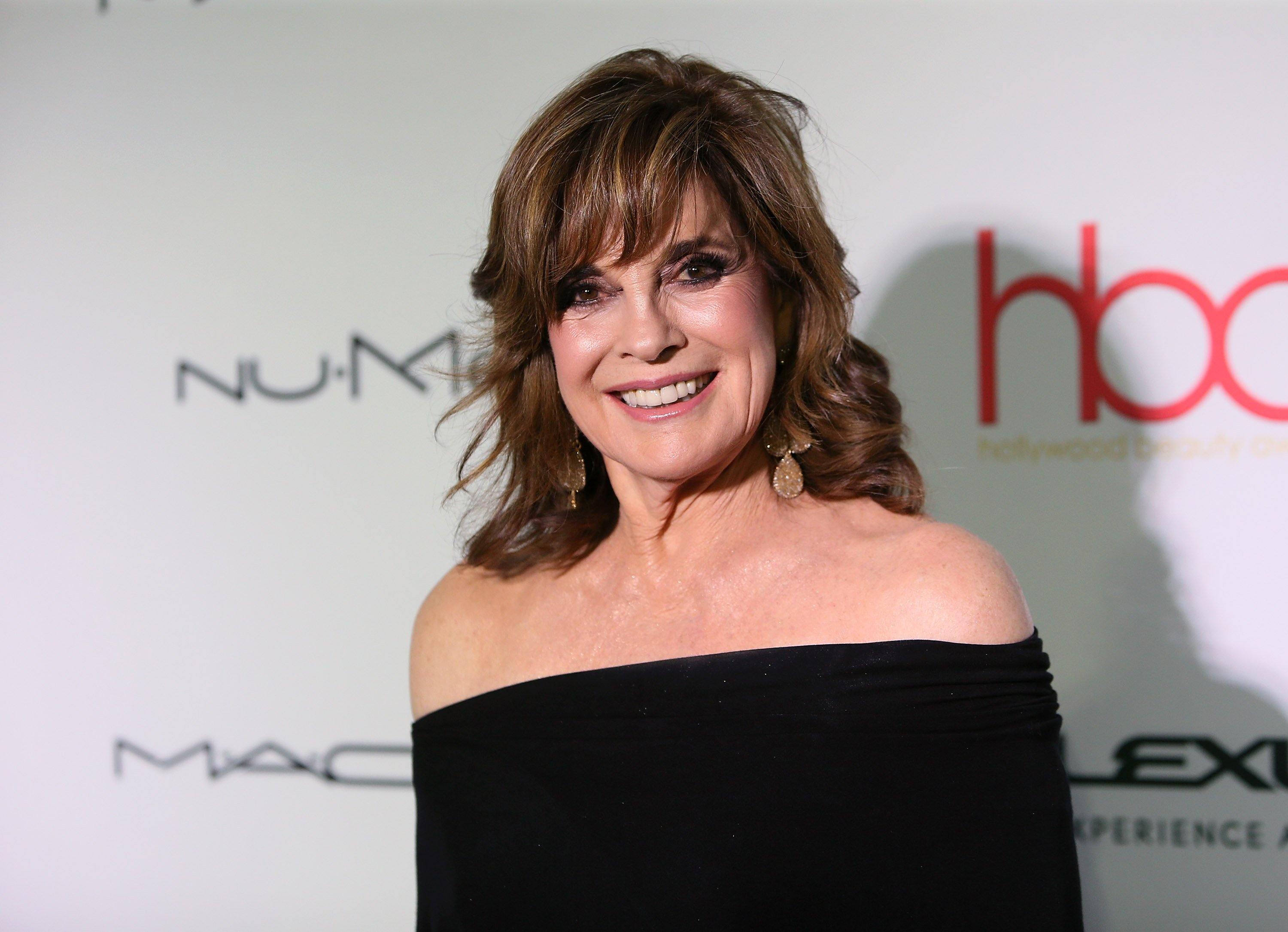 Linda Gray at the 3rd Annual Hollywood Beauty Awards at Avalon Hollywood on February 19, 2017 | Photo: GettyImages
