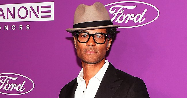 Eric Benét Claps Back at Trolls Who Said He Has Aged Dramatically