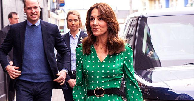 Kate Middleton Pays Tribute to Ireland by Pairing Green Dress with Shamrock Jewelry on Last Day of Royal Tour
