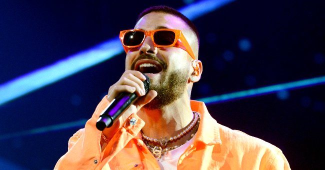 Maluma performs onstage at Amway Center on October 10, 2019 in Orlando, Florida. | Photo: Getty Images