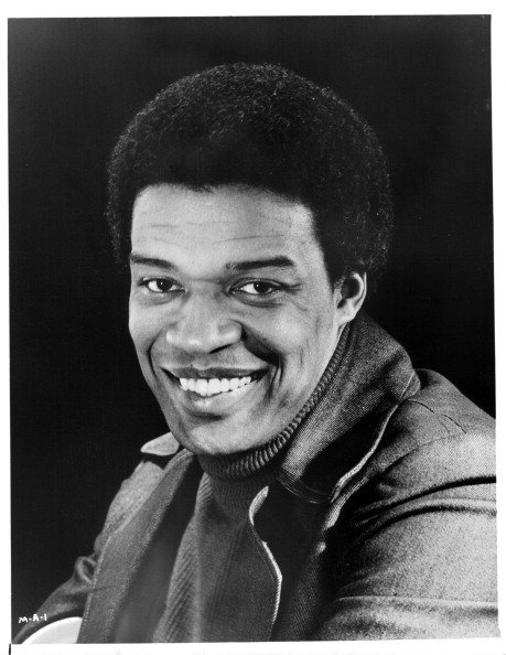 "Late actor, Bernie Casey's publicity portrait for the film ""Maurie,"" 1973. 