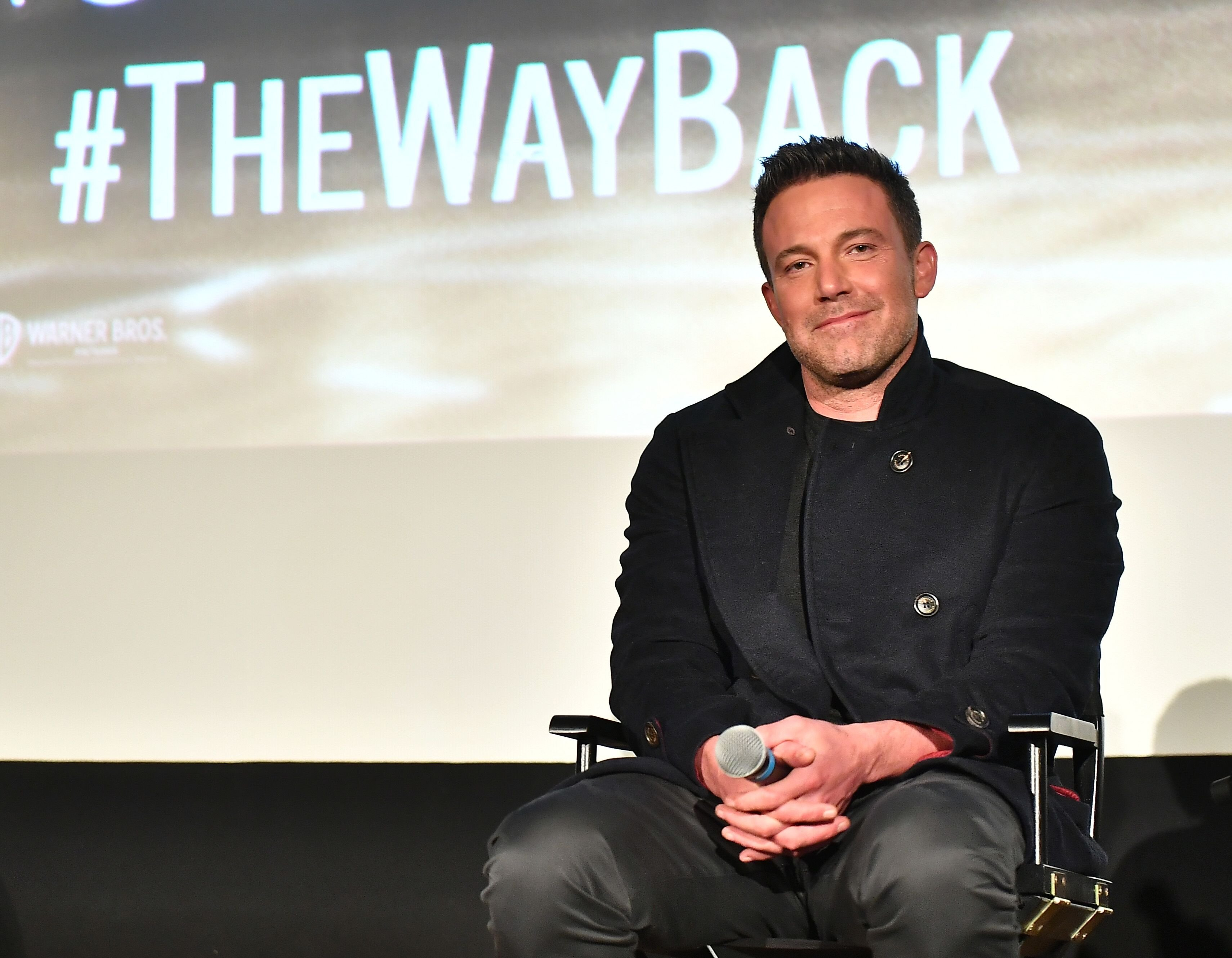 "Ben Affleck assiste à la projection ""The Way Back"" d'Atlanta au Plaza Theatre, à Atlanta, en Géorgie. 