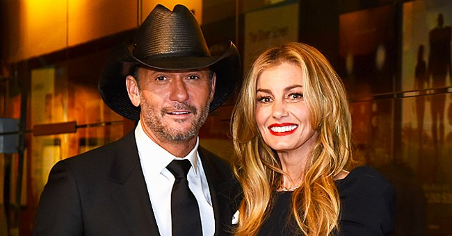 Tim McGraw's Daughter Gets Mom Faith Hill Excited over New TikTok Dance — See Video