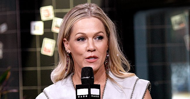 Jennie Garth from BH90210 Recalls Thinking She Got a Call from the Late Luke Perry