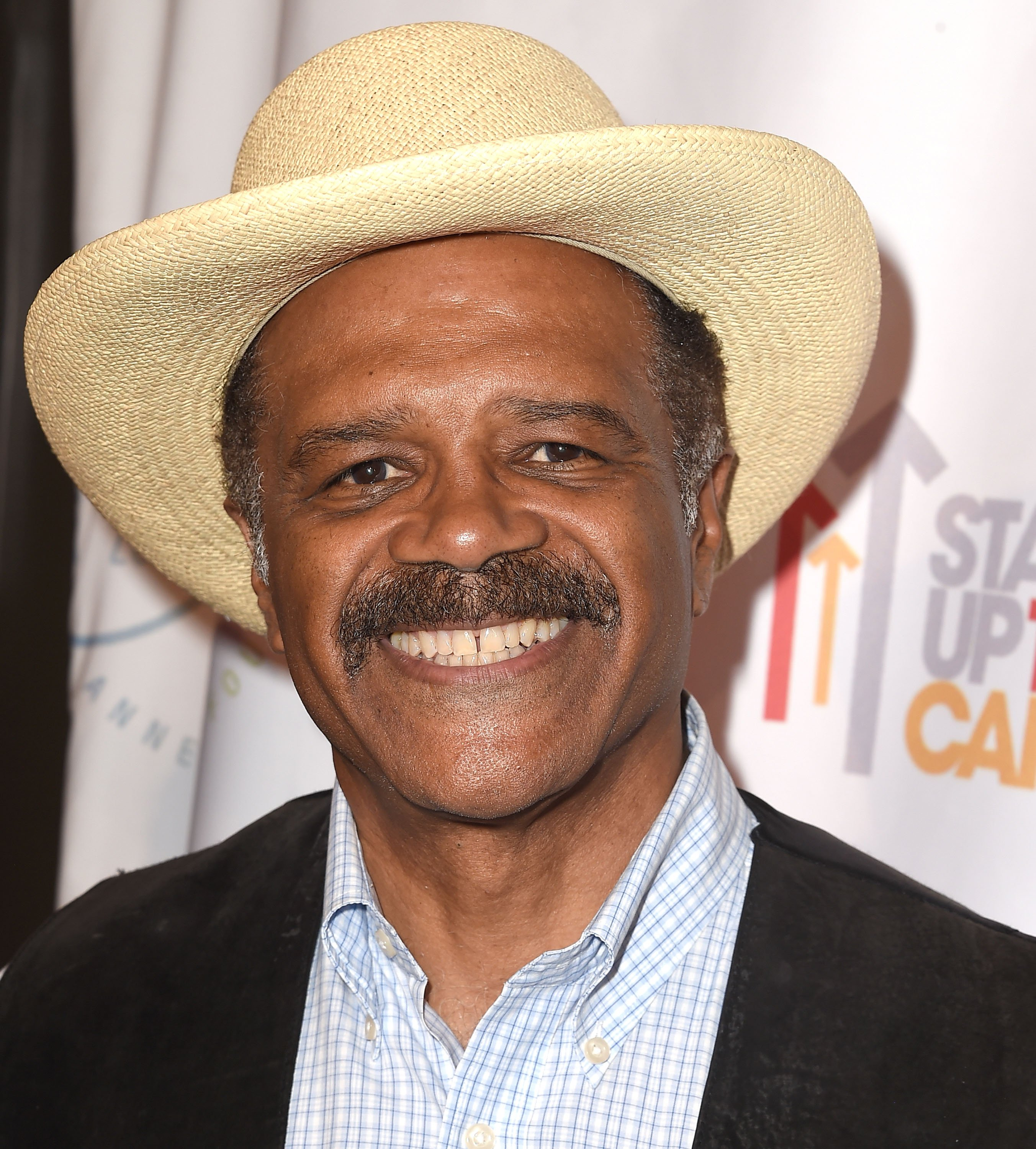 Ted Lange arrives at the Farrah Fawcett Foundation Presents 1st Annual Tex-Mex Fiesta at Wallis Annenberg Center for the Performing Arts on September 9, 2015 | Photo: Getty Images