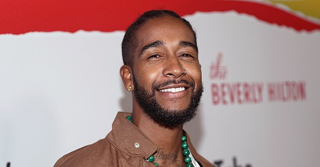 See Omarion's Kids in Beautiful Matching Outfits in Thanksgiving Photos with Mom Apryl Jones