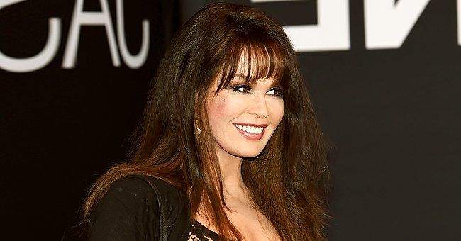 Marie Osmond Celebrates Eldest Son Stephen's Birthday with a Rare Photo of Her Adorable Family