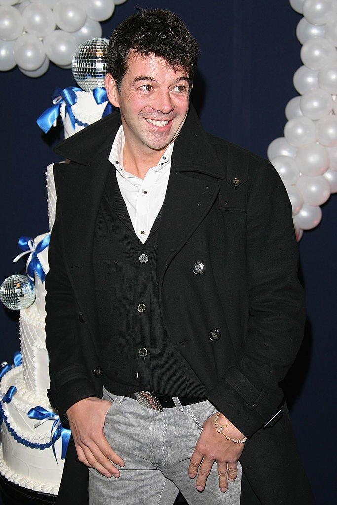 Stéphane Plaza en 2010. l Source : Getty Images