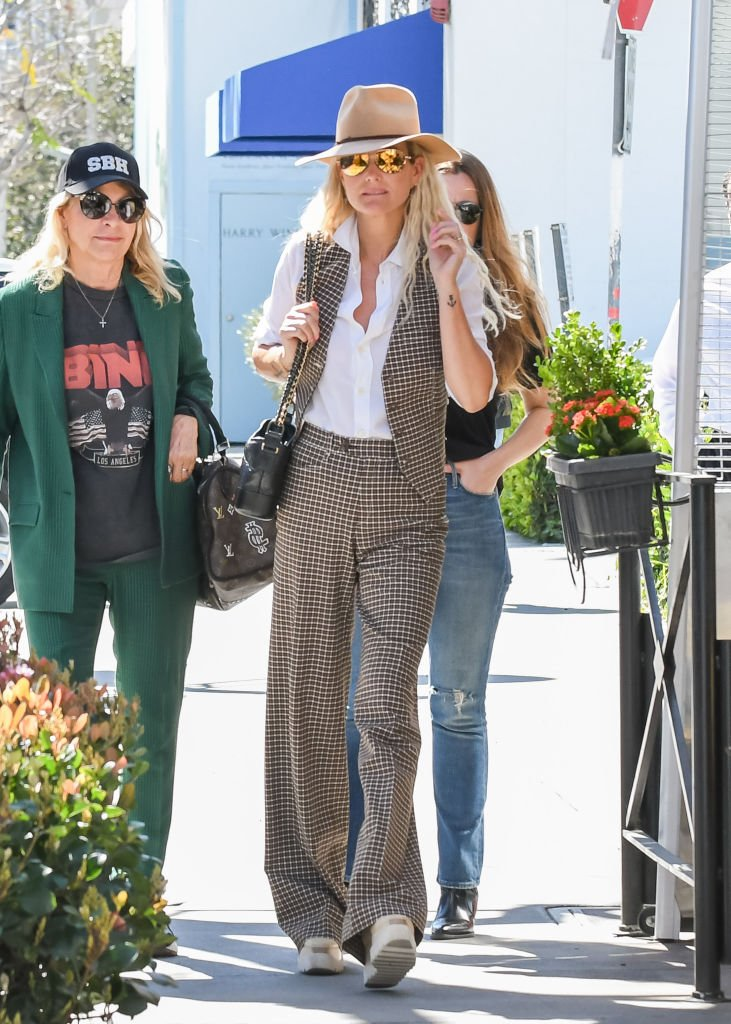 Laeticia Hallyday ,mars 2019 à Los Angeles, Californie. | photo : Getty Images