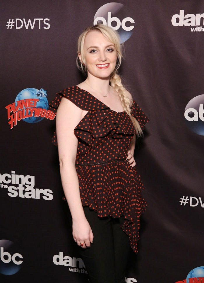 Evanna Lynch l Picture: Getty Images