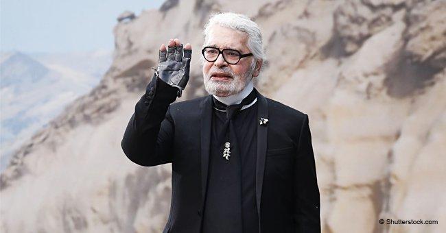 Karl Lagerfeld: La maladie qu'il a gardé secret pendant des semaines