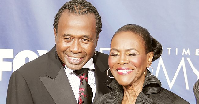 Actors Ben Vereen and Cicely Tyson at the 59th Annual Primetime Emmy Awards on September 16, 2007 | Photo: Getty Images