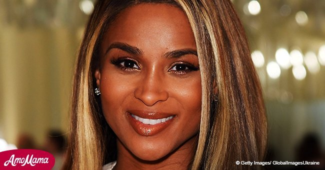 Ciara shares a photo of her 11-month-old daughter, revealing how beautifully she has grown