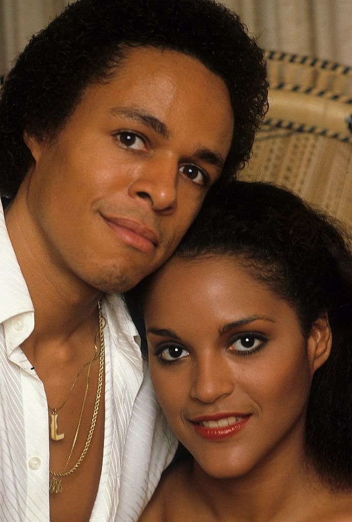 Leon Isaac Kennedy and Jayne Kennedy pose for a portrait in circa 1982 in Los Angeles, California.   Photo: Getty Images
