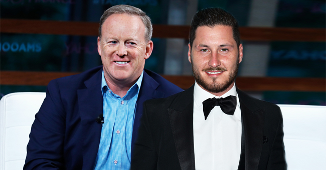 Val Chmerkovskiy Shares He Understands 'the Outrage' over Sean Spicer's Participation on DWTS