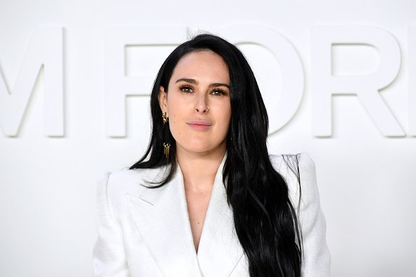 Rumer Willis at Milk Studios on February 07, 2020 in Hollywood, California. | Photo: Getty Images