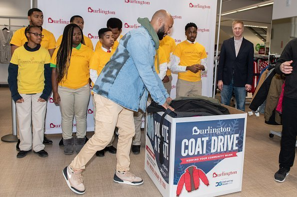 Common at the 13th Annual Burlington Coat Drive on November 13, 2019 | Photo: Getty Images
