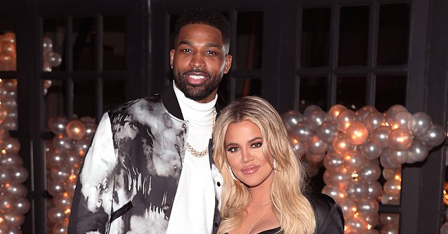 Check Out Tristan Thompson's Flirty Comment as Khloé Kardashian Stuns in an Animal-Print Outfit