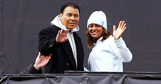 Muhammad Ali's Daughter Laila Shares Photos of Her Kids Who Look like Their Grandpa