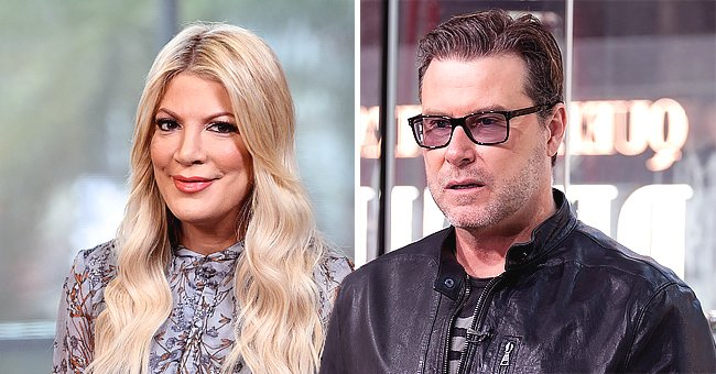 Dean McDermott Speaks out in Defense of Wife Tori Spelling after Backlash over $95 Virtual Meet-And-Greet