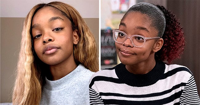 Marsai Martin of 'Black-ish' Claps Back at Haters for Making Fun of Her Hair and Teeth