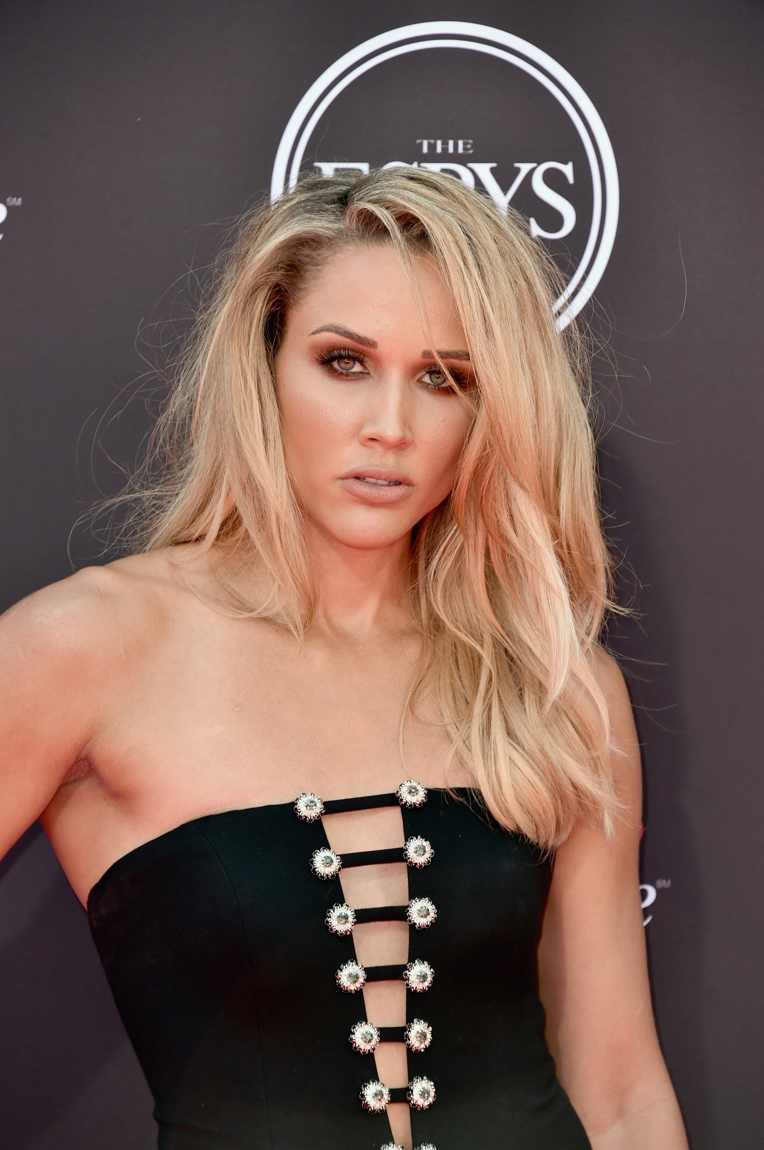 Lolo Jones attends The 2018 ESPYS at Microsoft Theater on July 18, 2018, in Los Angeles, California | Photo: Getty Images
