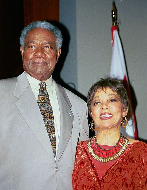 Ossie Davis and Ruby Dee. | Photo: Wikimedia Commons Images