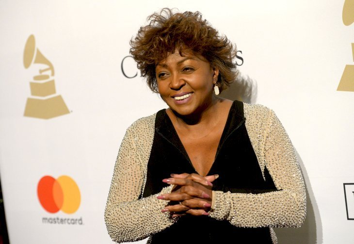 Anita Baker attends the 2017 Pre-Grammy Gala and Salute to Industry Icons Event   GettyImages/ Global Images of Ukraine
