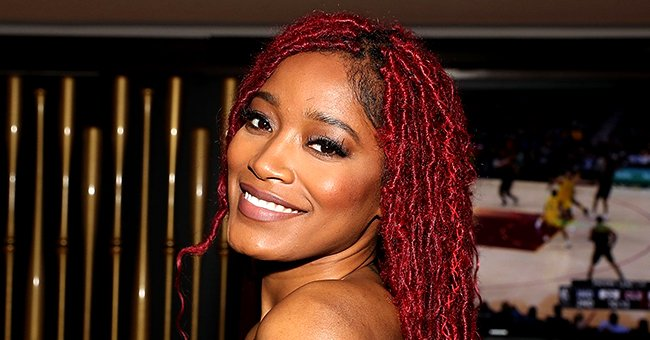 Keke Palmer of 'Hustlers' Shares Rare Photo with Mom as She Brings Her to Paris to See the Mona Lisa