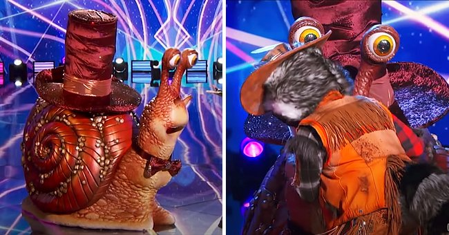 'The Masked Singer' Reveals the Identity of the Snail in a Recent Episode