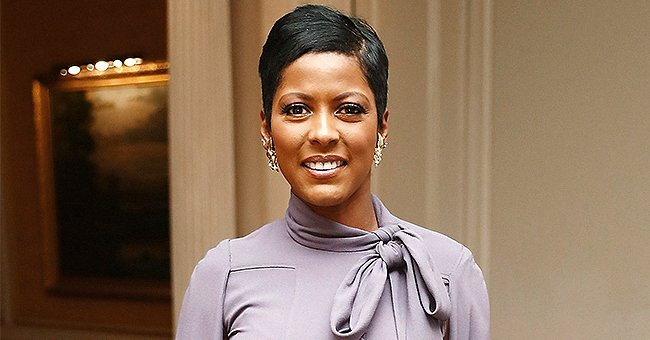 See Tamron Hall Celebrate Her Son Turning 16 Months with a Photo of Him Distance Learning