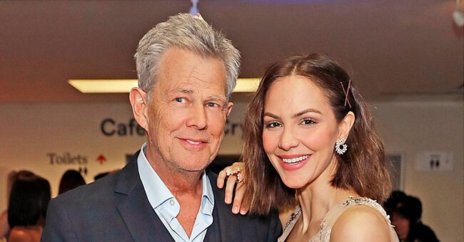 Katharine McPhee's Husband David Foster Reportedly Says His Wife of 3 Months Is Not Pregnant