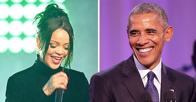Barack Obama Opens up about His Favorite Song by Rihanna and Admits He Can Sing 'Work'
