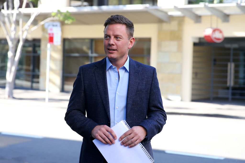 Ben Fordham attends the launch of 'Life, Love & Marriage' by Christine Forster on June 11, 2020. | Photo: Getty Images