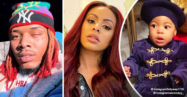 Fetty Wap and Alexis Skyy's 1-year-old daughter undergoes emergency surgery