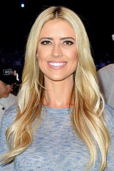 Television personality Christina El Moussa attends All-Star Chef Classic at L.A. Live Event Deck on March 11, 2017 in Los Angeles, California | Photo: Getty Images