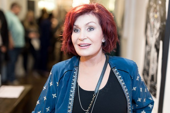 Sharon Osbourne attends the Billy Morrison - Aude Somnia Solo Exhibition on September 28, 2017 | Photo: Getty Images