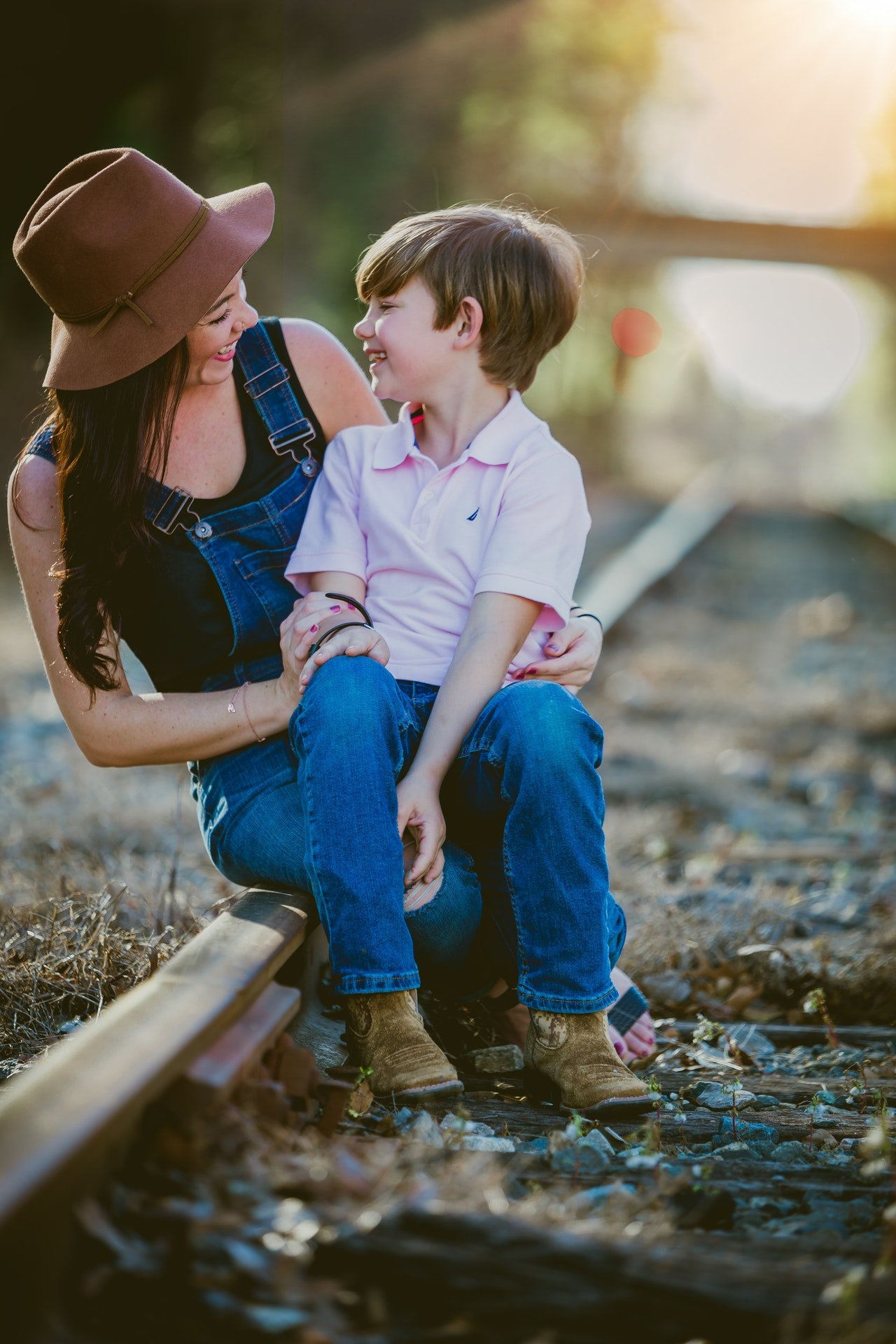The boy, whose name was Christian, was reunited with his parents | Source: Pexels