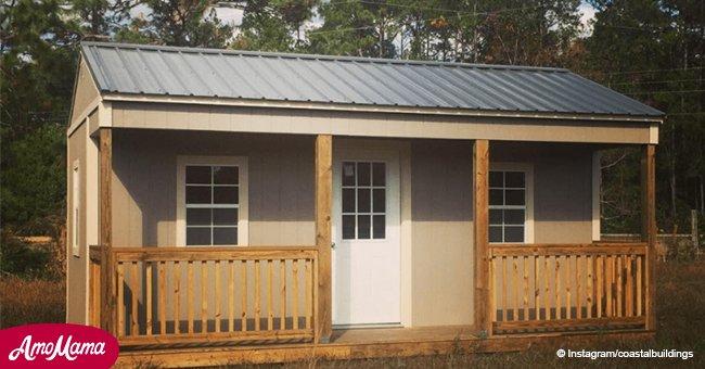 """Ces """"granny pods"""" permettent aux membres âgés de la famille de vivre dans des chalets situés dans la cour arrière"""