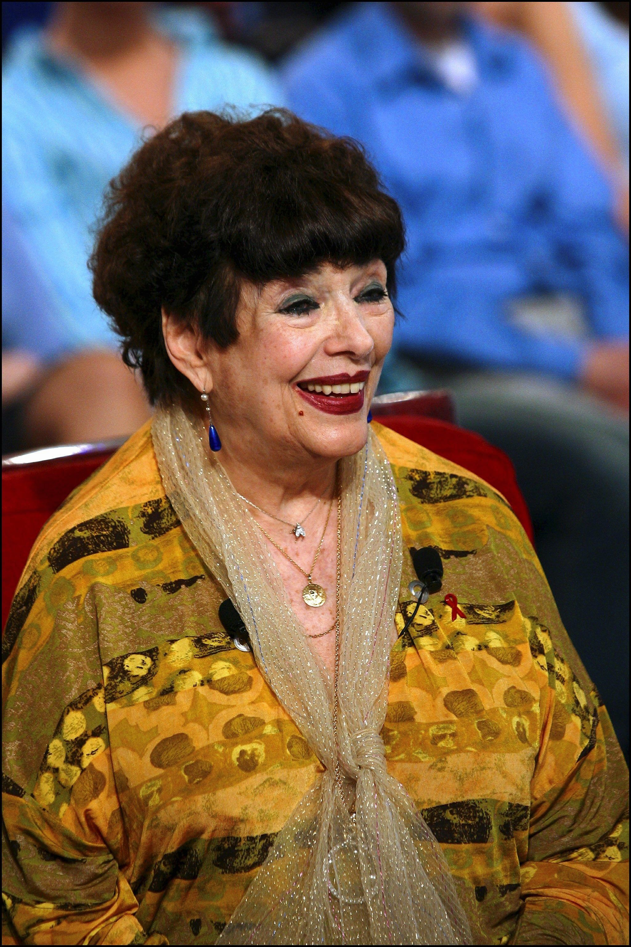 Micheline Dax en 2004. l Source : Getty Images