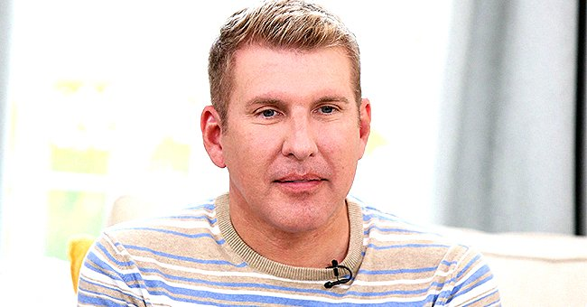 Todd Chrisley Reacts after Fan Criticized His Granddaughter Chloe's Color