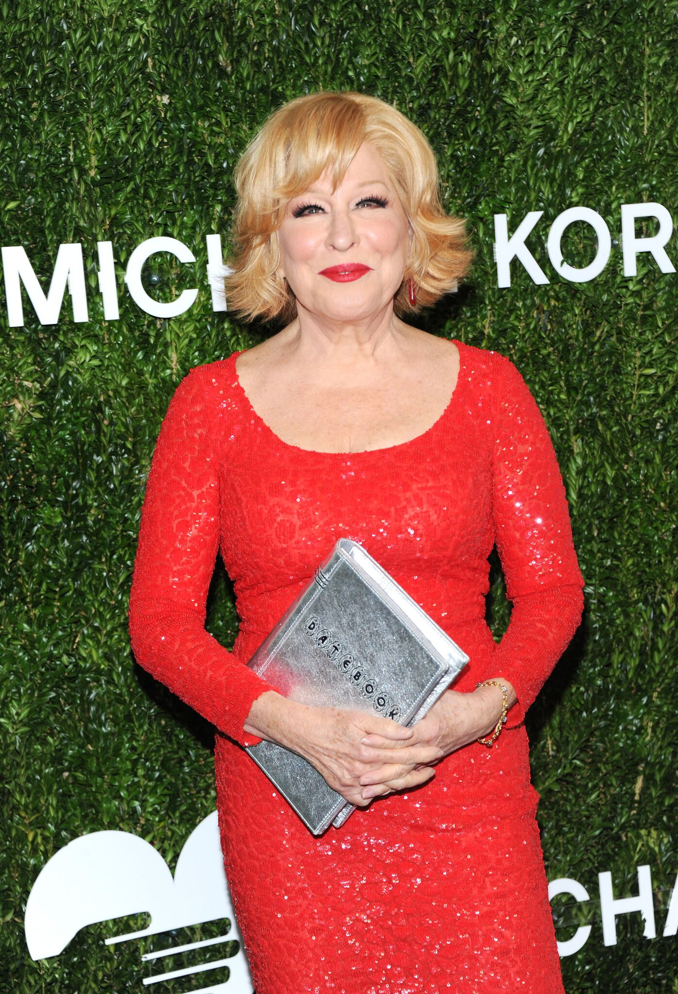 Bette Midler attends God's Love We Deliver 12th Annual Golden Heart Awards at Spring Studios | Getty Images