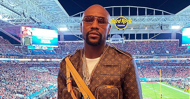 Floyd Mayweather Slammed Online after Photo of Himself in Louis Vuitton Jacket That Reportedly Costs $6,500