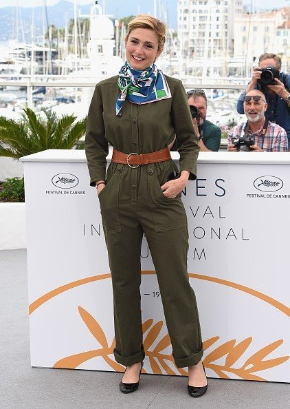 La photo de Julie Gayet le 13 mai 2018 à Cannes, en France | Source: Getty Images / Global Ukraine