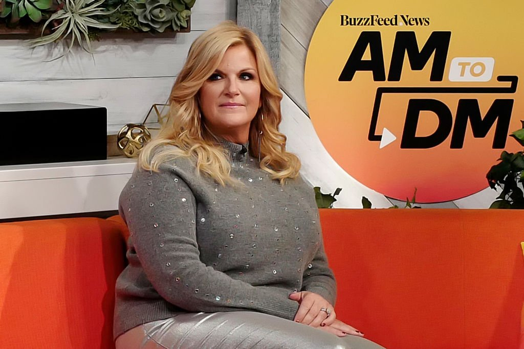 "Trisha Yearwood at BuzzFeed's ""AM To DM"" on November 20, 2019 