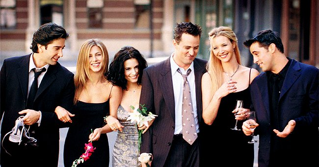 'Friends' Reunion Is Reportedly Still a Maybe despite Interest from the Original Cast