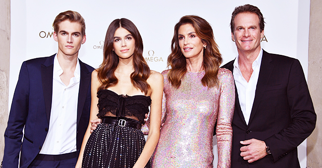 Cindy Crawford: Two Husbands and Two Children of the Supermodel