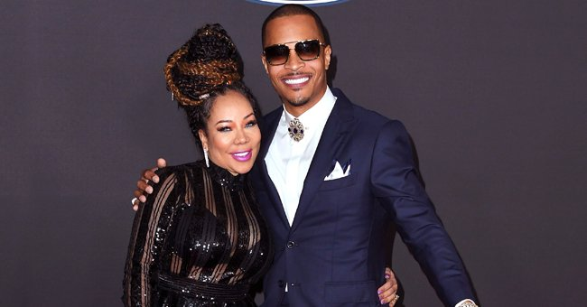 TI and Tiny Harris' Daughter Heiress Performs Dances with Mom & Friends before Her 4th Birthday