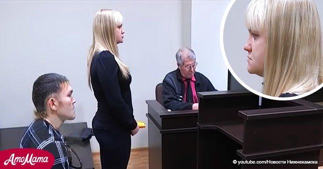 Ein Mann machte im Gericht den Heiratsantrag der Frau, die ihn 13 Mal mit dem Messer gestochen hatte, er bat den Richter darum, sie zu befreien